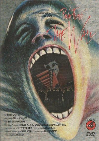 Pink Floyd Dvd The Wall O Filme Lacrado Fabrica Rock Pop