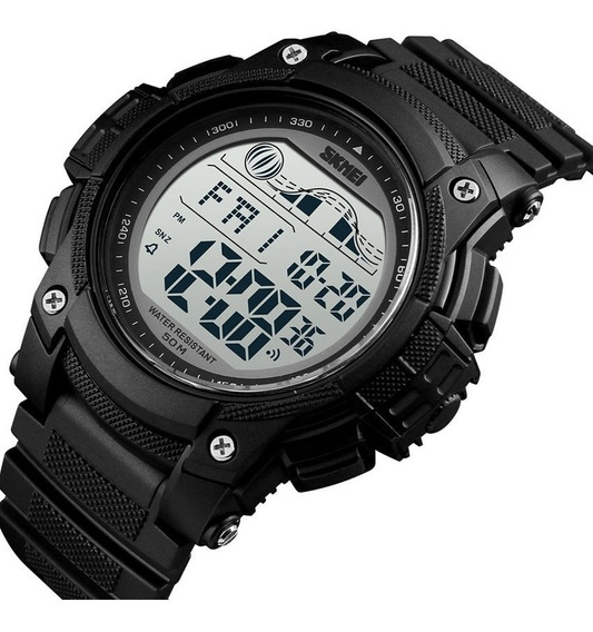 Reloj Skmei 1372 Digital Impermeable Pantalla Led Cronometro