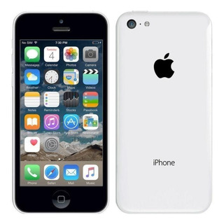 iPhone 5c 8 GB Branco 1 GB RAM