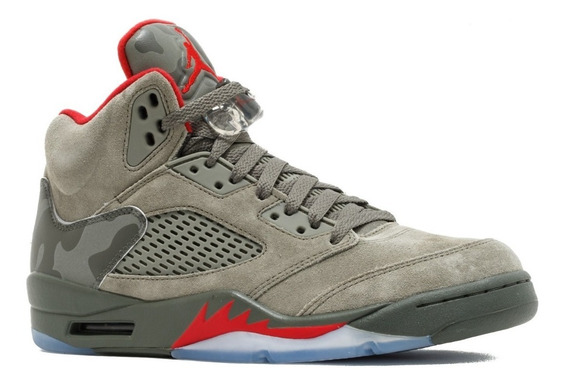 Zapatillas Air Jordan Retro 5 Camo