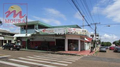 Imóvel Residencial Com Ponto Comercial - Ca0459