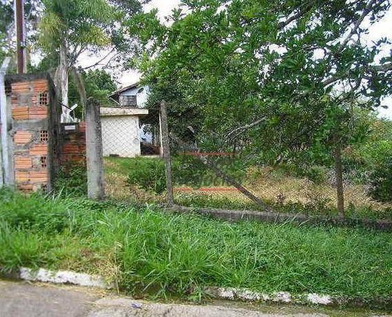 Terreno À Venda, 1603 M² Por R$ 240.000,00 - Colonial Village (caucaia Do Alto) - Cotia/sp - Te0559