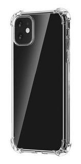 Forro Case iPhone 11 Transparente Antigolpes