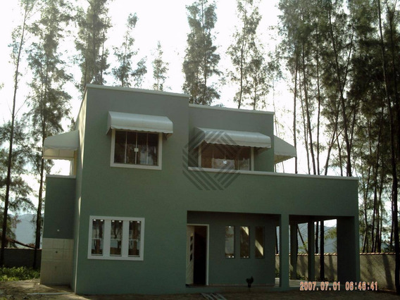 Sobrado Com 3 Dormitórios À Venda, 144 M² Por R$ 395.000,00 - Balneário Araça - Ilha Comprida/sp - So4107