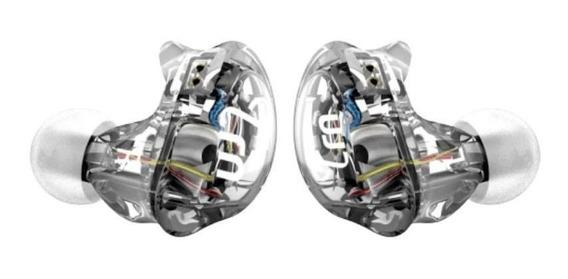 Trn V10 8 Drives Sem Microfone + Case (retorno , Ponto)