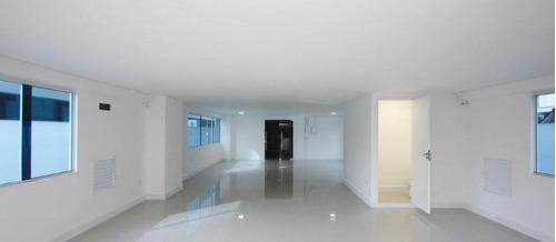 Imagem 1 de 9 de Sala Comercial, 105,00m²  No Centro Em Frente Ao Instituto Carl Hoepcke - Sa0796