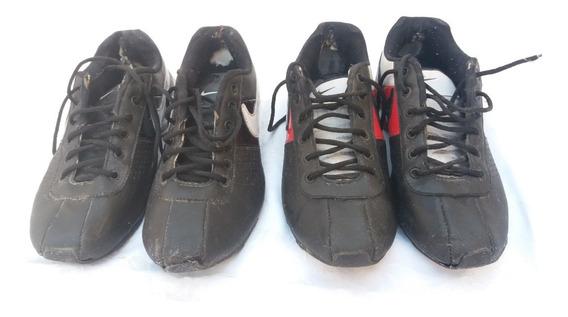 Kit Dois Tênis Nike Shox 4 Molas - Usado Masculino Tam 40