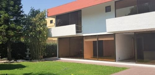 Hermosa Casa Remodelada En Satelite De 3 Rec. 460 M2 Construccion, En 2 Niveles
