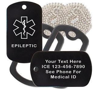Goods For Giving Custom 2 Pack - Epileptic