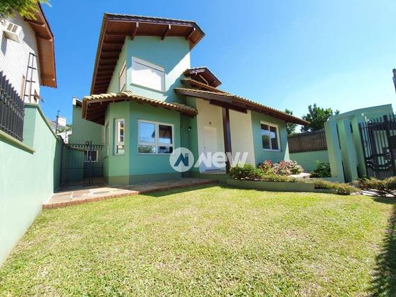Casa Com 3 Dormitórios À Venda, 200 M² Por R$ 660.000,00 - União - Estância Velha/rs - Ca3189