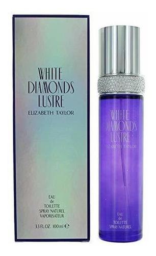 Elizabeth Taylor Diamantes Blancos Lustre Eau De Toilette