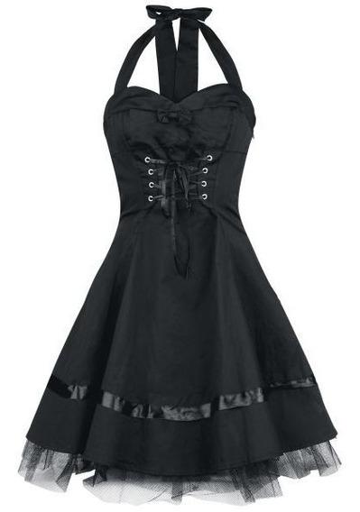 Vestido Pin Up Te506