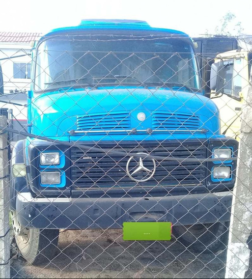 Caminhão Mb 1519 - Ano:1982