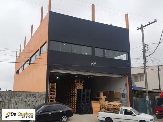 Salão Comercial Com 3 Andares , Bairro Agenor De Campos , Mongaguá . - 2065 - 34451066