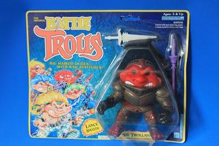 Sir Trollahad Battle Trolls Figura
