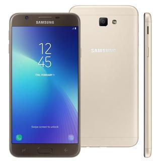 Samsung Galaxy J7 Prime 2 Tv 32gb Dual Dourado Mancha Tela