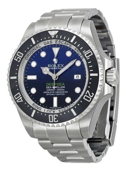 Rolex Relógio Oyster Gmt Master 2 40mm, Aço