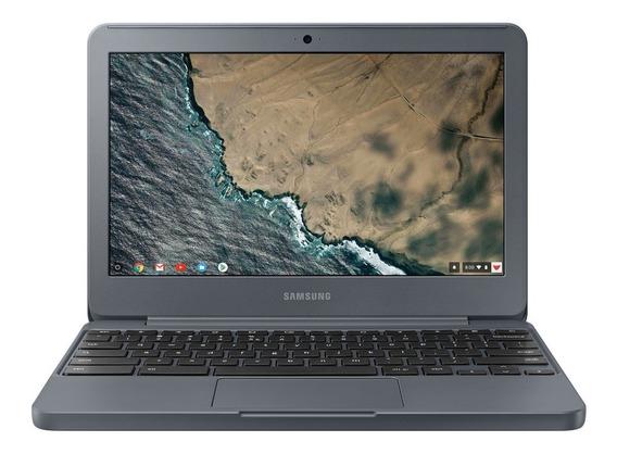 Samsung Chromebook Celeron N3060 4gb 16gb Tela 11,6 Led Hd