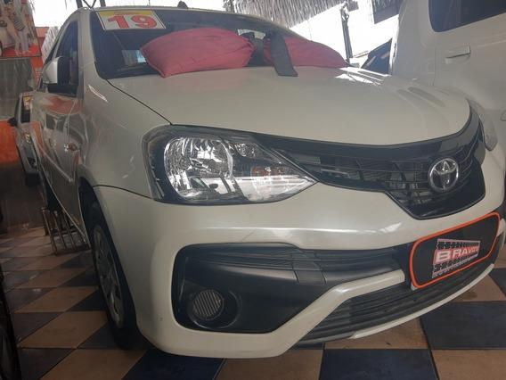Toyota Etios 1.5 X Plus 16v 4p 2019