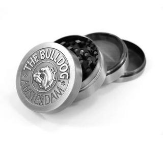 Metal Grinder 4p Molino - The Bulldog / Caja De 6 Piezas