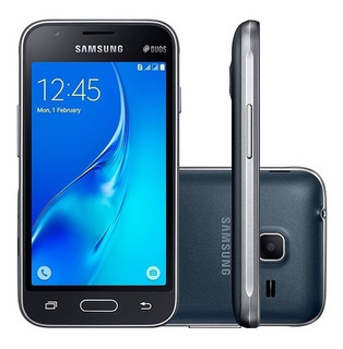 Samsung Galaxy J1 Mini J105 - 5mp, 8gb, Dual 3g - De Vitrine