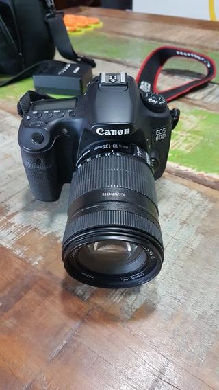 Câmera Canon Eos 60d