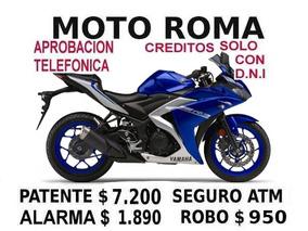 Yamaha R3 Motoroma