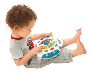 Libro Pizarra Magica Centro De Juego Bebe Enseña Didáctico