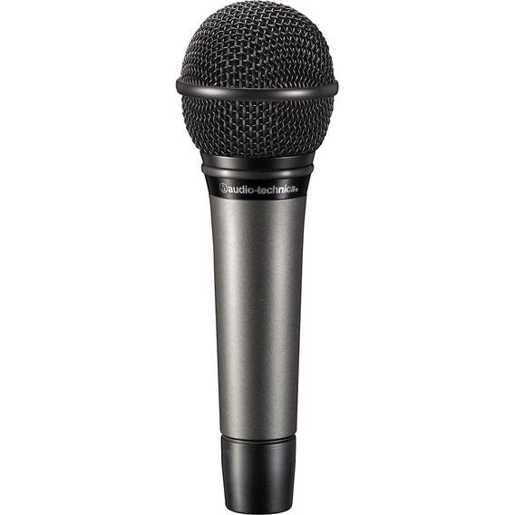 Microfone De Mão Dinâmico Cardioide Atm510 Audio Technica