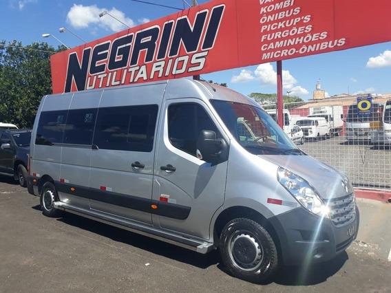 Renault Master 2.3 Dci Minibus Vip - 16l.l3h2 - 2021 Negrini