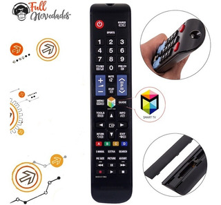 Tv Control Remoto Para Samsung Smart Tv Led Series 4/5/6/7/8