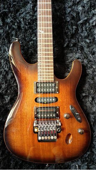 Guitarra Ibanez Prestige S5470 Japão Intacta De Coleção