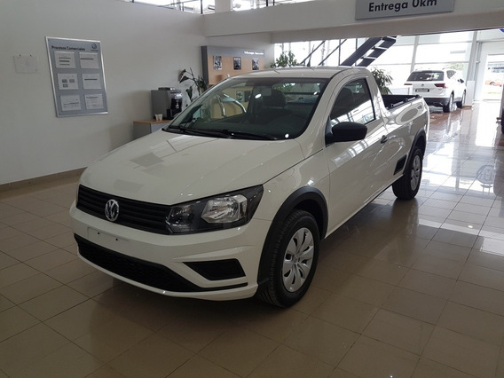 Volkswagen Saveiro Cabina Simple Trendline 2020