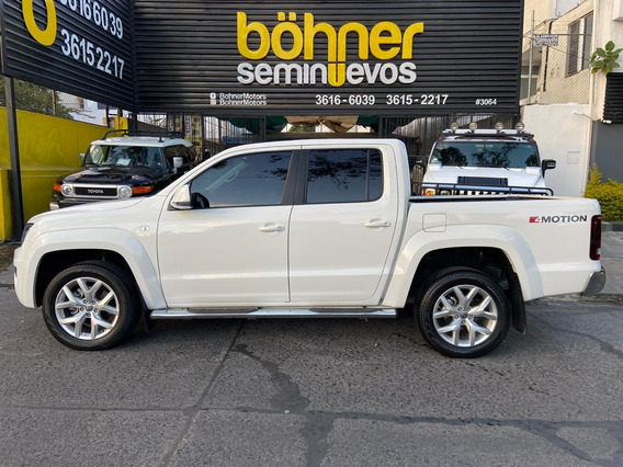 Volkswagen Amarok 3.0 V6 Highline 4motion At