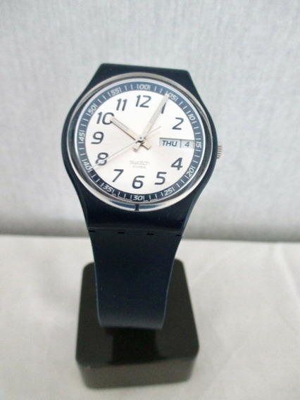 Swatch Gn716 Time In Blue