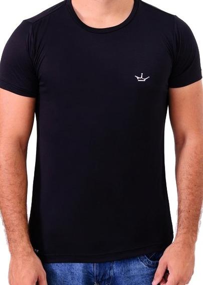 Camiseta Dri Fit 100% Poliamida Preto