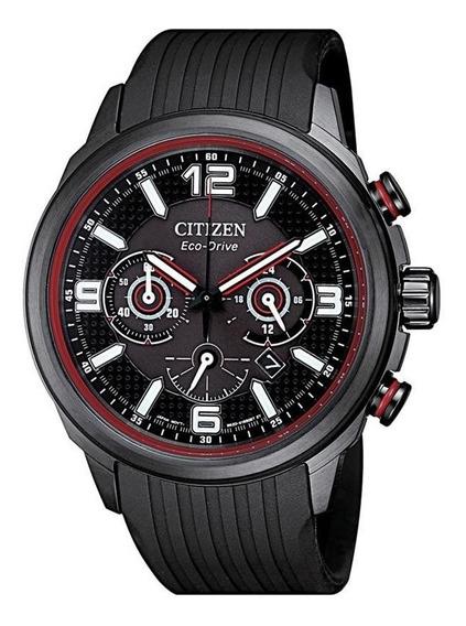 Relógio Citizen Masculino Ref: Tz30911p Eco-drive Black
