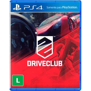 Driverclub Ps4