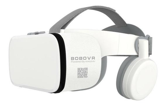Bobovr Z6 Óculos Vr Lançamento 2019 Bluetooth + Controle