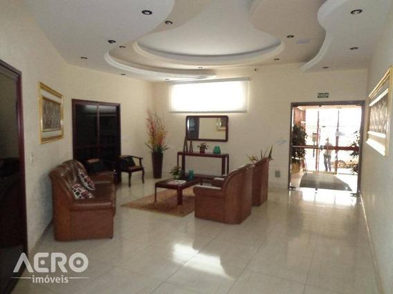 Apartamento Residencial Para Locação, Vila Nova Cidade Universitária, Bauru. - Ap1051