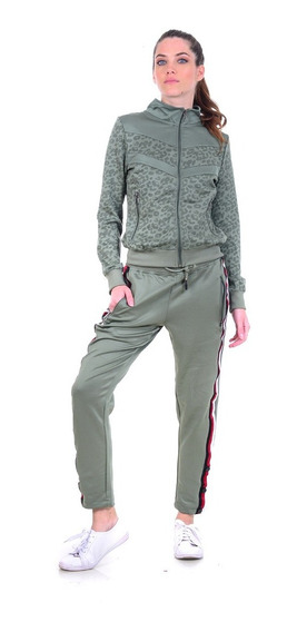 Conjunto De Pants Para Mujer Capricho Collection 2990-1-1d