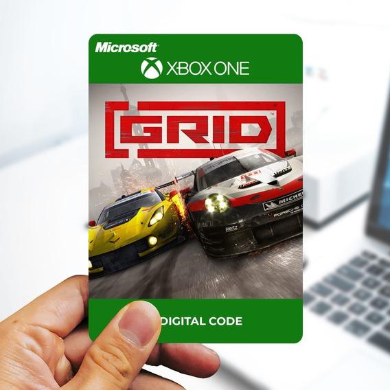 Grid - Cartão 25 Dígitos - Xbox One