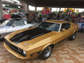 Mustang Mach 1 V8 351 Cleveland, Fastback, Camaro, Corvette
