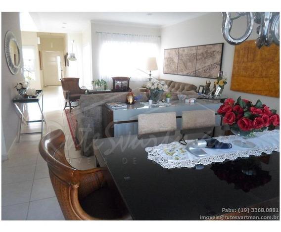 Sobrado Residencial À Venda, Condomínio Residencial Manacás, Paulínia - Ca2728