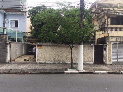 Imagem 1 de 26 de Sobrado Com 3 Dorms, Centro, São Vicente - R$ 1.200.000,00, 320m² - Codigo: 5750 - V5750