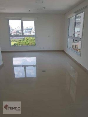 Sala Comercial 37 M² - Jardim - Santo André/sp - Sa0024
