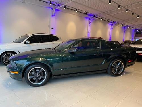 Ford Mustang 4.6 Bullitt Coupé V8 24v Gasolina 2p Manual