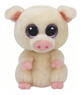 Piggley - Peluches Ty Animales De 14 Cm