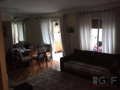 Apartamento Residencial À Venda, Mansões Santo Antônio, Campinas. - Ap1921