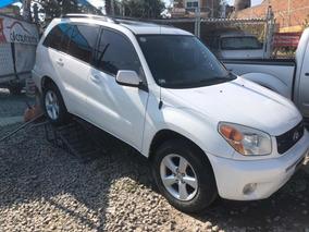 Toyota Rav4 Vagoneta Limited Piel At 2005